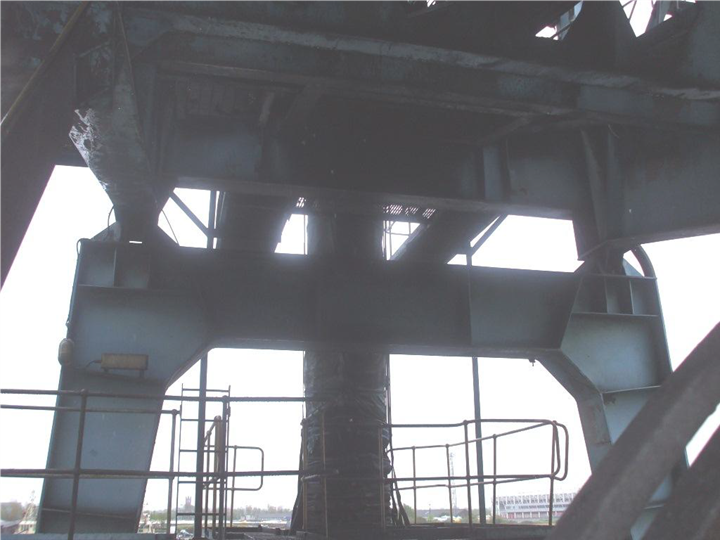 Shiploader Structural Survey