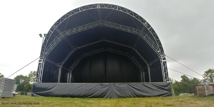 Festival Stage Truss